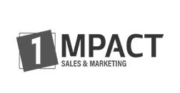 Impact sales logo